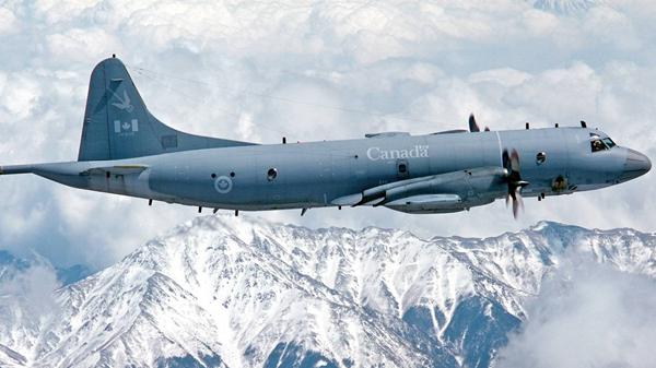 加军妄称中国战机过于接近加军机 还使用不恰当语言