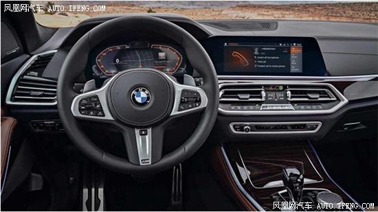 18款进口宝马X5豪华越野 年底购车特惠